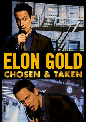Netflix Box Art for Elon Gold: Chosen and Taken