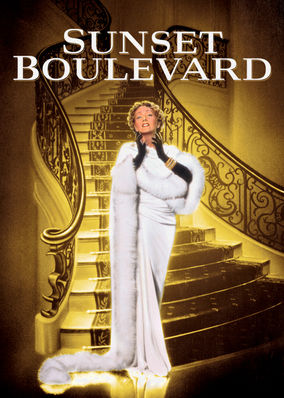 Box art for Sunset Boulevard