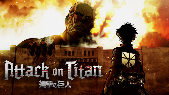 Netflix Attack On Titan