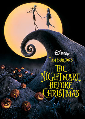 nightmare before christmas tim burton s the nightmare before christmas ...
