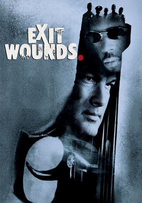 Netflix box art for Exit Wounds