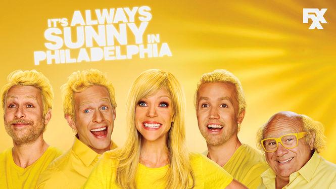 Netflix box art for It's Always Sunny in Philadelphia - Season 3