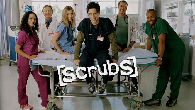 Box art for Scrubs