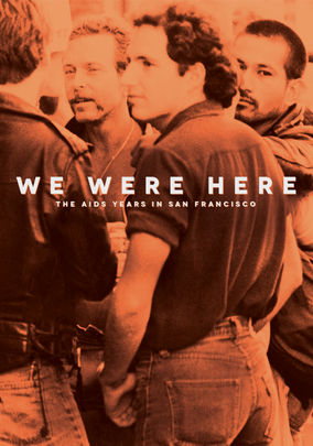 Netflix box art for We Were Here