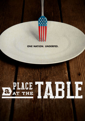 Netflix Box Art for Place at the Table, A