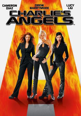 Netflix box art for Charlie's Angels