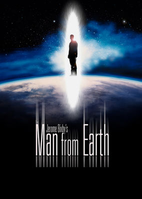 Netflix box art for The Man from Earth