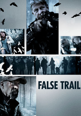 Netflix box art for False Trail