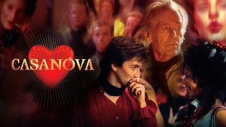 Netflix Box Art for Casanova - Season 1
