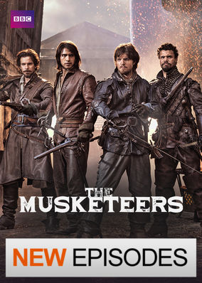 Musketeers, The - Season 3