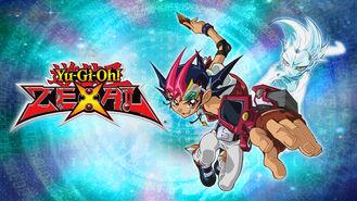 Netflix box art for Yu-Gi-Oh! Zexal - Season 1