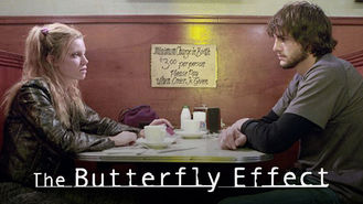 Is The Butterfly Effect on Netflix?