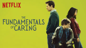 Netflix box art for The Fundamentals of Caring