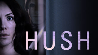 Netflix box art for Hush