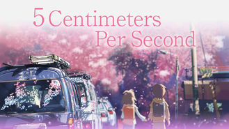 5 Centimeters Per Second 2007 On Netflix In The Uk