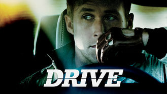 Netflix box art for Drive
