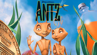 Netflix box art for Antz