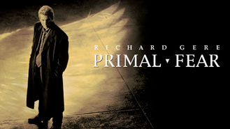 Netflix box art for Primal Fear