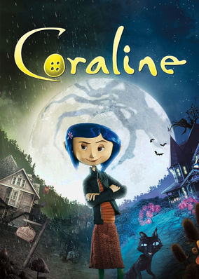Box art for Coraline
